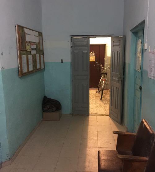 Почта в станице Смоленская