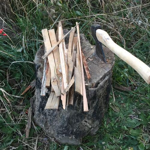 Дрова для растопки печки